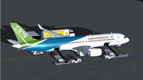 美媒:国产大飞机c919推迟两年至2018年交付