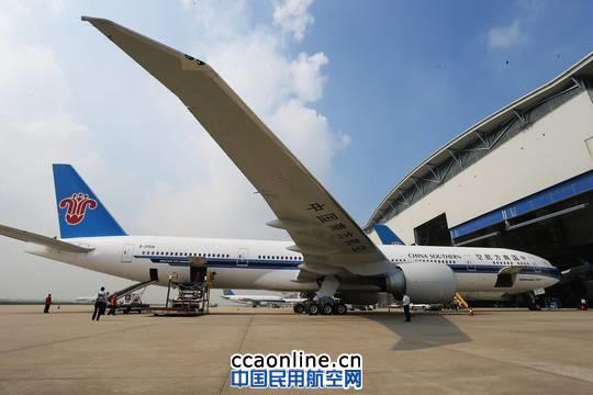 南航第600架飞机,波音777-300er飞机
