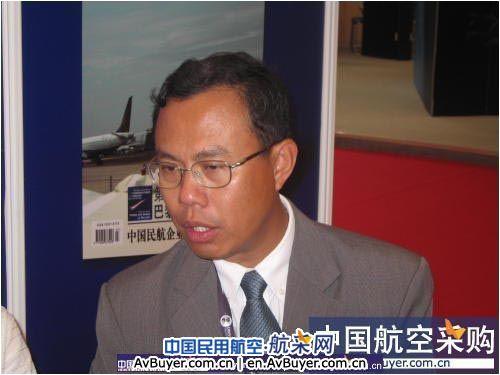 访庞巴迪廖学锋:公务机的中国机遇和三大问题
