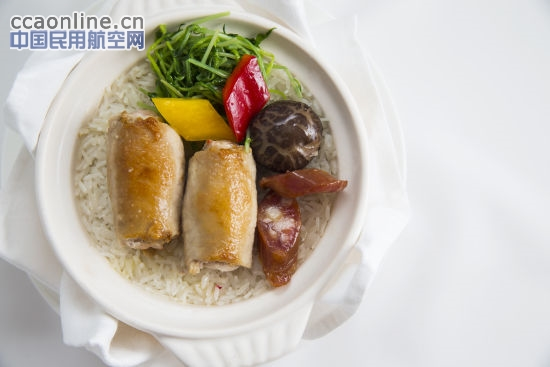 港龙航空提升乘客空中餐膳体验,推全新秋冬配餐