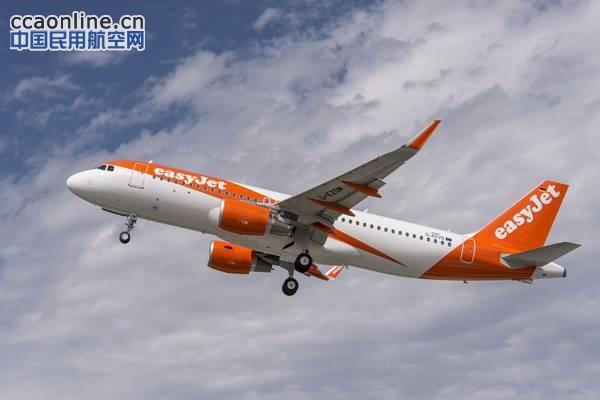 易捷航空增购36架空客a320系列飞机