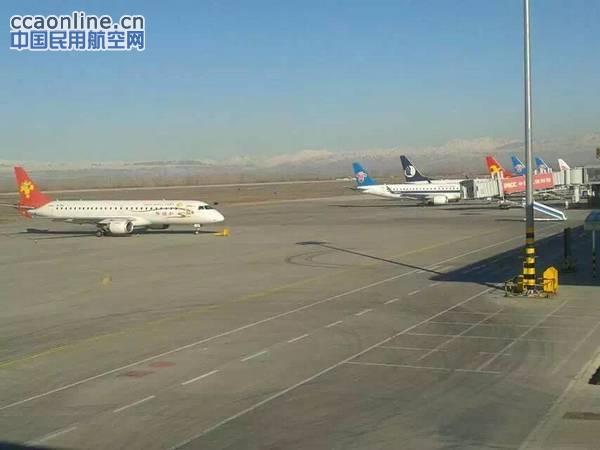 中国民用航空网讯:11月28日至12月1日,乌鲁木齐机场频繁遭受大雾天气