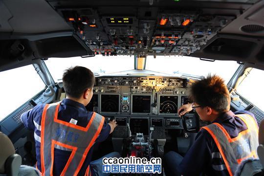 三架波音737-800型飞机