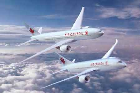 加拿大航空公司订购96架波音777和787飞机