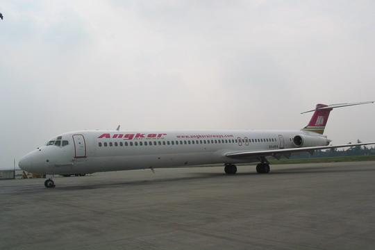 柬埔寨吴哥航空公司成都至金边航班七日开通