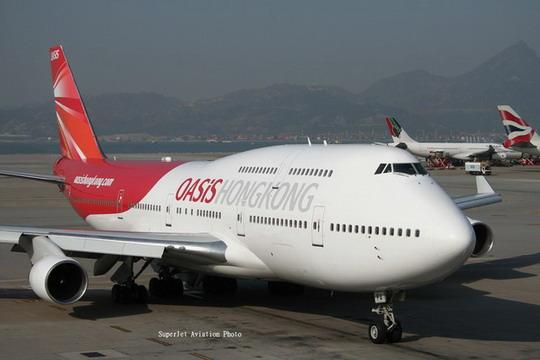 甘泉香港航空公司首席行政总裁苗礼士表示:这次购入三架波音747-400客机,是本公司另一个历史性里程碑,令我们实现每年购入五架客机的计划,并于2010年前将客机数目增加至25架的目标迈进一大步。一直以来,ANA等同卓越质素、高效率和可靠性,以及安全为上的态度,正与甘泉香港航空的核心信念如出一辙。我们期望在这些处于最佳状态的客机投入服务后,可将乘客带至世界各地更多具吸引的新航点。购入新客机除可为乘客提供更佳服务外,亦将令我们的载货量大大提升,带来更多货运收入。我们的业务动力强劲,并按计划实现业务目标。