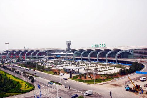青岛流亭机场全力做好国际航站楼的对接工作