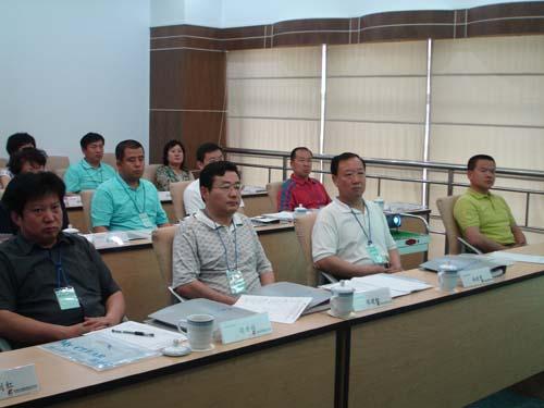 新疆民航物业公司组织企业管理人员培训