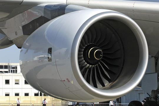 遄达xwb发动机正式为a350xwb飞机启动,并在其市场上获得了巨大