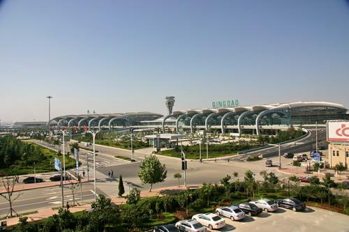 青岛流亭国际机场2号航站楼正式投入启用
