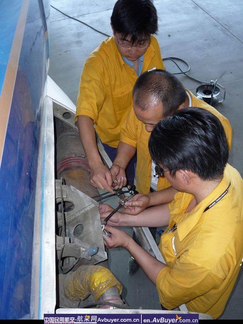 飞机燃油系统改装