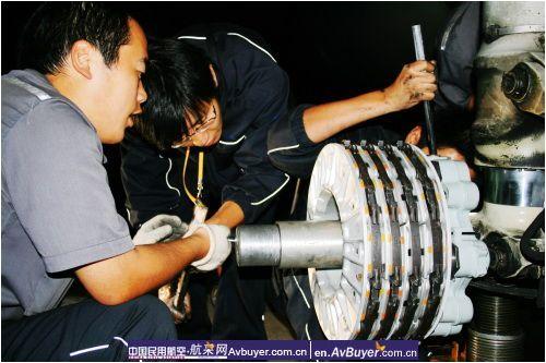 十一黄金周,国航贵阳机务全力以赴保安全   中国