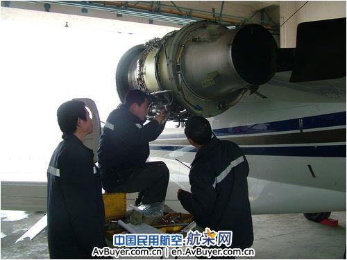 民航飞院机务以技术创新提升飞机维修质量