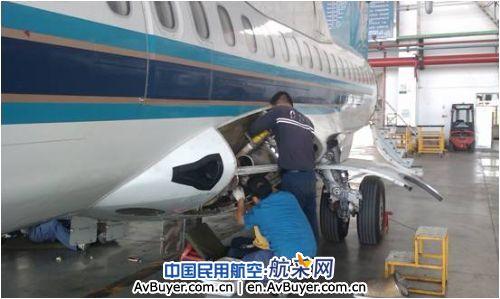 飞机的空调系统普查