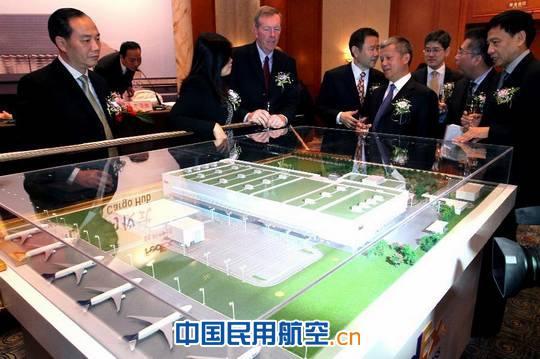 FedEx在上海浦东机场建立国际快件和货运中心
