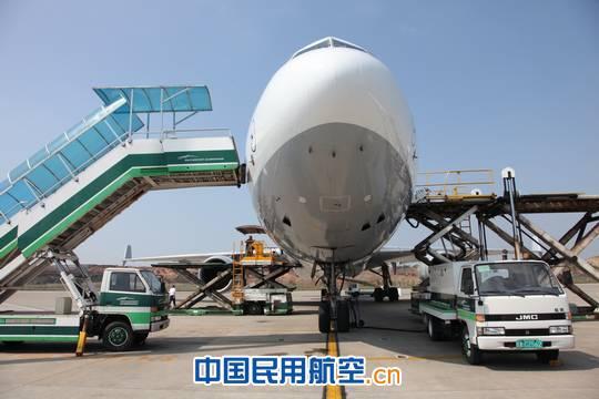 石家庄到广州飞机