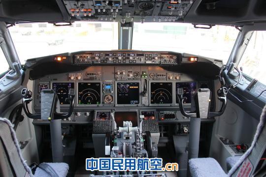 波音737-800机翼的设计采用了新的先进技术