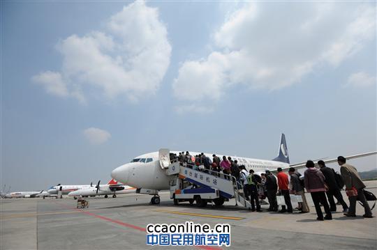 烟台机场新开和恢复了郑州