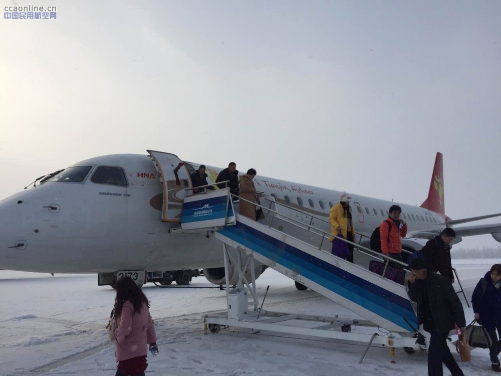 克拉玛依机场全力保障备降航班