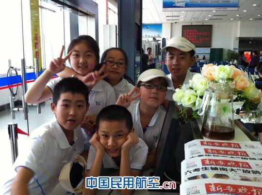 韩国的小朋友也会在近期来到合肥,实现正真意义上的文化交流.
