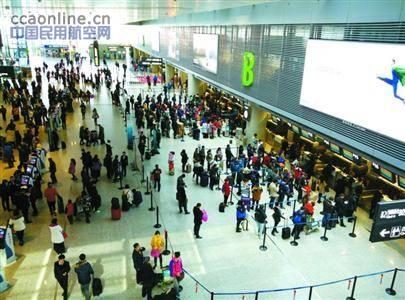 浦东新T1航站楼投入春运,国际级枢纽机场现雏形