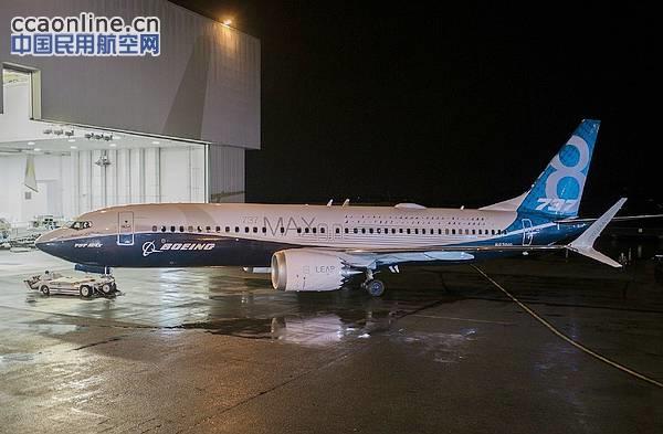 赛峰集团与波音公司共同庆祝波音737max首飞